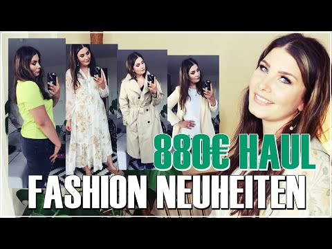 FASHION NEUHEITEN MAI 2019 / TRY-ON HAUL