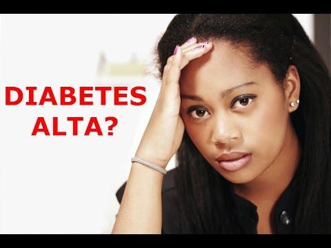 Um teste de sangue para a diabetes tipo