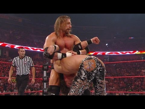 FULL-LENGTH MATCH - Raw - DX vs. The Miz & John Morrison (видео)