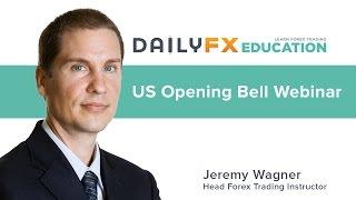 GOLD - USD - Forex Webinar: Applying Elliott Wave to DJIA, Gold, and FX