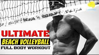 Beach Volleyball   AVP Player's Pre-Season Workout