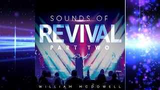 William McDowell talks about his new CD called Sounds Of Revival Part