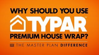 Is Your Builder Using The Best Materials? (FULL VIDEO) - Typar House Wrap -  Master Plan Difference
