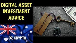 Digital Asset Investment Advice
