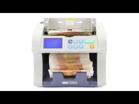 Видеообзор счетчика банкнот Billcon серии N