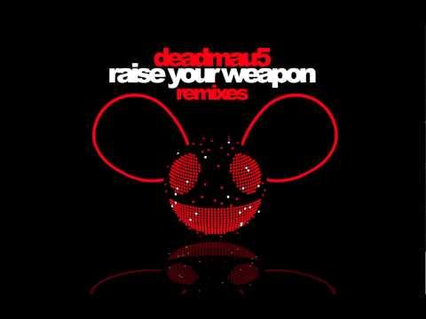 deadmau5 - Raise Your Weapon (Noisia Remix) (Cover Art)