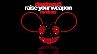 Deadmau5   Raise Your Weapon (Noisia Remix) (Cover Art)