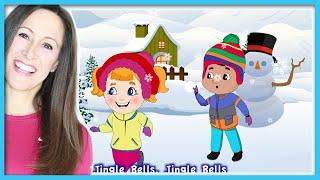 Jingle Bells Christmas Song | Holiday song, Christmas Carol | Patty Shukla