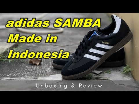ADIDAS SAMBA (Black) | Unboxing & Review | EK18VLOG#112 Mp3