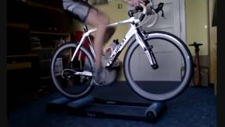 Tacx Antares T1000 and Fondriest TF2 1.0