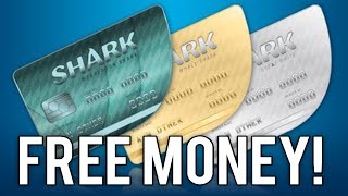 GTA 5 Online - GET FREE MONEY! ROCKSTAR GIVING OUT FREE MONEY TO ALL GTA 5 PLAYERS!