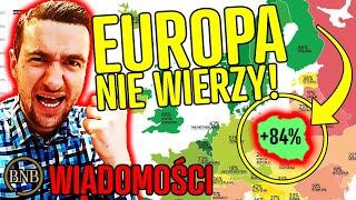 Zaraza WZMOCNIŁA Polaków! Oszczędzamy NAJWIĘCEJ w Europie | WIADOMOŚCI