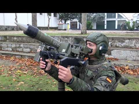 Infodefensa.com visita el cuartel de artillería antiaérea de Fuencarral