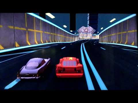 Cars 2 The Video Game Walkthrough On The Wii Part 1
