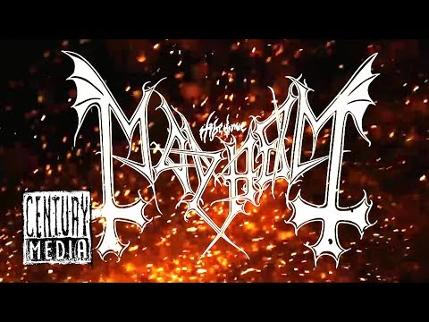 MAYHEM - Worthless Abominations Destroyed (Visualizer Video) online metal music video by MAYHEM