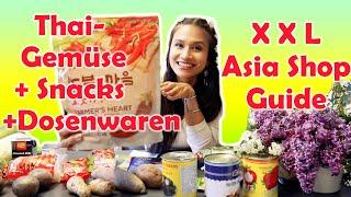 ASIASHOP Food Einkauf und Erklärbär | Gemüse, Dosenwaren, Snacks und Kokosmilch Facts