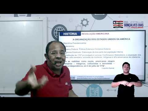 Aula 04 | Revolução Americana - Parte 02 de 03 - História