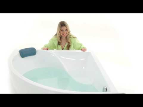 Ванна акриловая Triton Синди 125х125х51