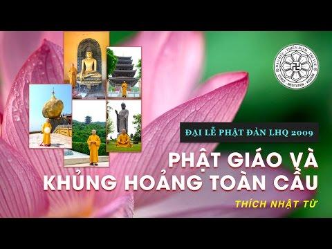 Đại Lễ Phật Đản LHQ 2009: Phật giáo và khủng hoảng toàn cầu