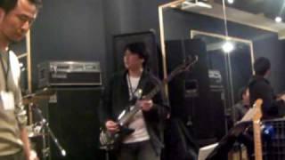 Back-Bone-Beat / Dizzy Mizz Lizzy session 2010.5.1
