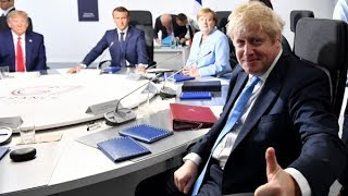 Live: Boris Johnson gives update as G7 draws to a close | ITV News