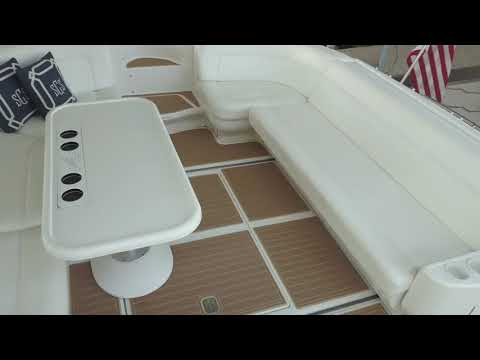 Sea Ray 460 Sundancer video