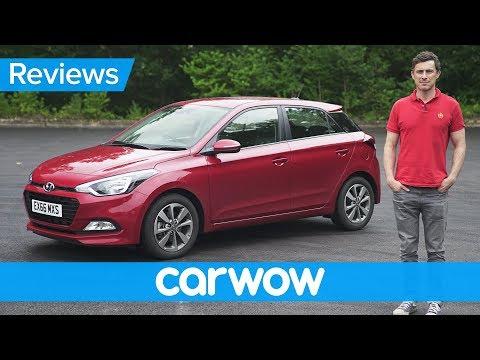 Hyundai i20 2018 in-depth review | Mat Watson Reviews