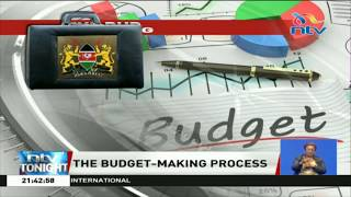 The Budget Making Process In Kenya