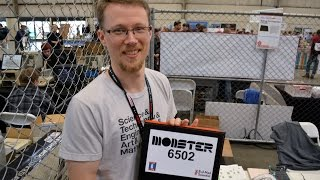 Interview with the Creator of MOnSter6502; a Discrete 6502 Processor