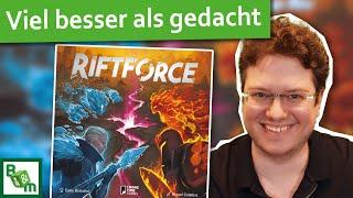 Riftforce Kurzrezension | Eine Mischung aus Magic und UNO