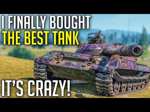 My New Tank is The Best Tech Tree Tank | World of Tanks: The Object 430U