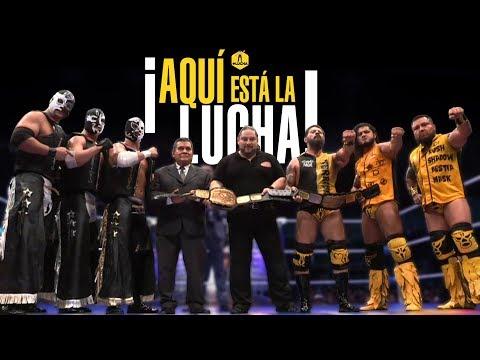 +Lucha ¡Aquí está la Lucha! (19 de Julio 2019)