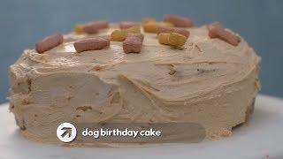 Dog Birthday Cake | Naturally, Danny Seo