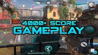 Modern Combat Versus - INSANE 4000+ SCORE CLOSE GAME!