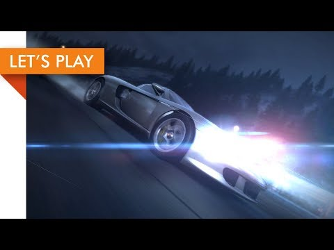 Let's Play - Need For Speed: Hot Pursuit (Unlimited Driving Pleasure - Porsche Carrera GT)