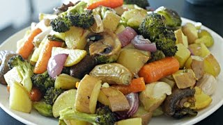 Roasted Vegetables the Easy Way