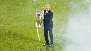 Carlo Ancelotti WELCOME back to Real Madrid