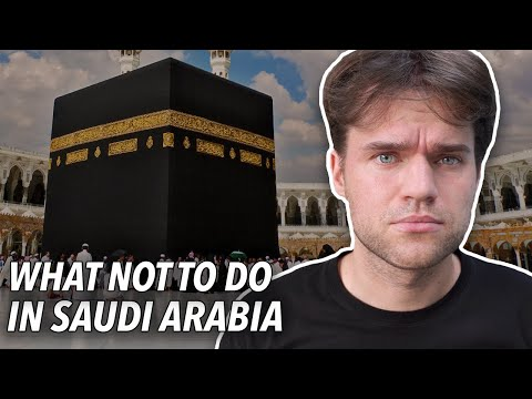 , title : '10 Things NOT to do in SAUDI ARABIA