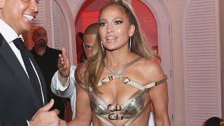 Inside Jennifer Lopezs STAR-STUDDED 50th Birthday Party