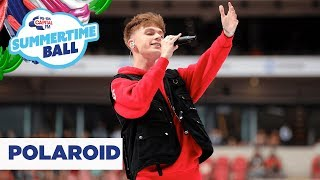 Jonas Blue Feat HRVY – 'Polaroid' | Live At Capital's Summertime Ball 2019
