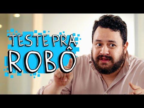 TESTE PRA ROBÔ
