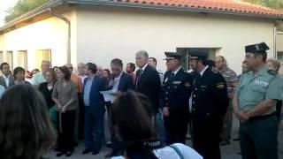 preview picture of video '2012 08 06 Inauguración Calle José Benito Sánchez Sánchez'