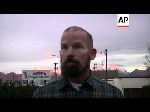 A federal judge on Sunday struck down Alaska's first-in-the-nation ban on gay marriages, the latest