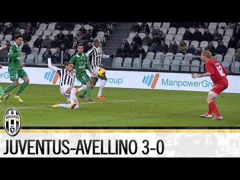 Tim Cup, Juventus-Avellino 3-0 18/12/2013 - The Highlights