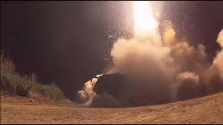 Видеокадры учений Южной Кореи в ответ на очередной запуск баллистической ракеты КНДР