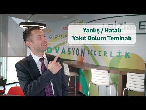 Volkan Hacıfazlıoğlu – Yanlış Hatalı Yakıt Dolum Teminatı