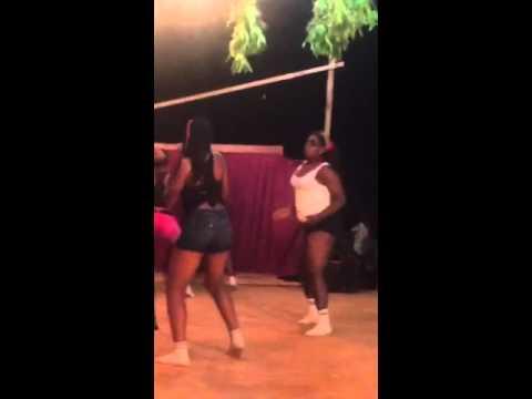 Makossa dance