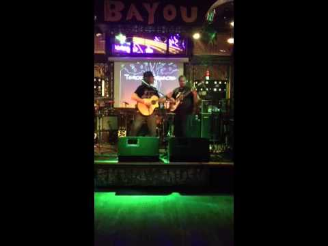 Through Seasons @ The Bayou Cafe