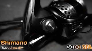 Shimano rarenium 3000 sfa ci4