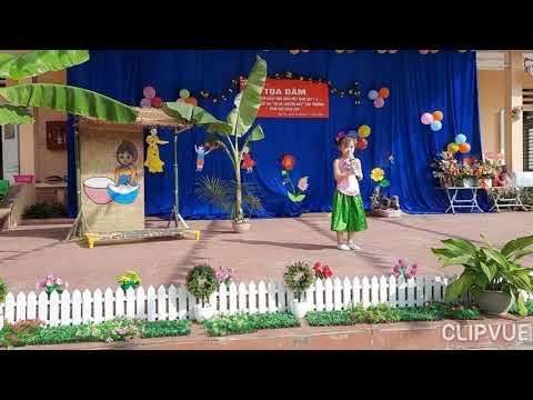"""Truyện """" Cậu bé Tích Chu """"- Lớp 5 - 6 tuổi A - Trường MN Kim Lư, Na Rì, Bắc Kạn"""